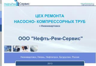 "ООО ""Нефть-Рем-Сервис"""