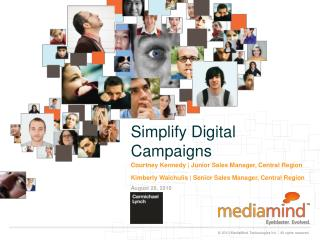 Simplify Digital Campaigns
