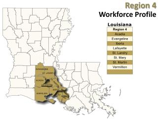Region 4 Workforce Profile