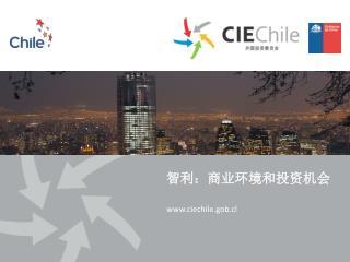 智利:商业环境和投资机会  ciechile.gob.cl