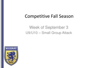 Competitive Fall  S eason