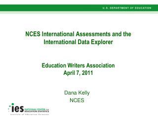 Dana Kelly NCES