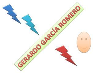 GERARDO GARCÍA ROMERO