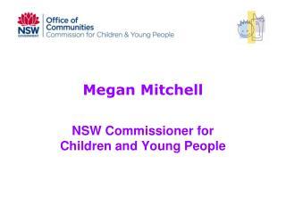 Megan Mitchell