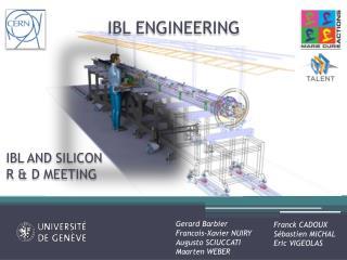 IBL ENGINEERING