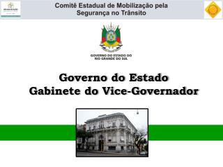 Governo do Estado Gabinete do Vice-Governador