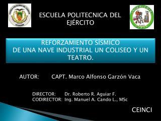 ESCUELA POLITECNICA DEL EJ�RCITO