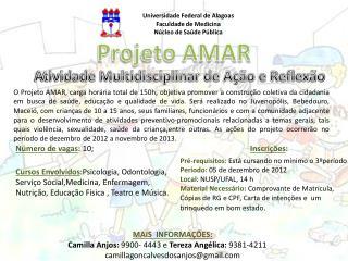 Universidade Federal de Alagoas Faculdade de Medicina Núcleo de Saúde Pública