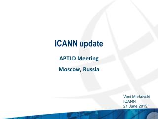 ICANN update