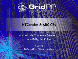 HTCondor  & ARC CEs