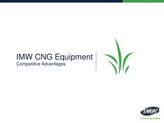 IMW CNG Equipment