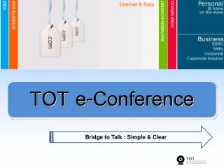 TOT e-Conference