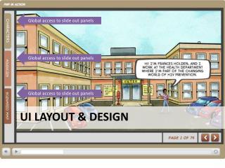Ui  layout & design