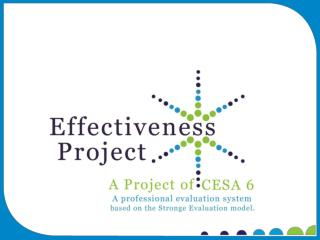 The Educator Effectiveness Journey Begins August 2010