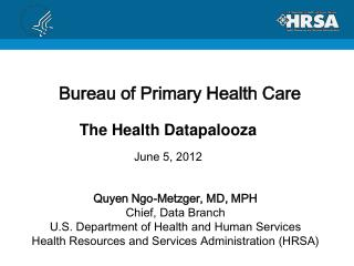 Bureau of Primary Health Care