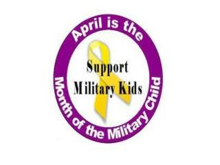 There are currently 1.2 million military children of active duty members  worldwide