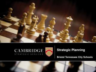 Strategic Planning Bristol Tennessee City Schools