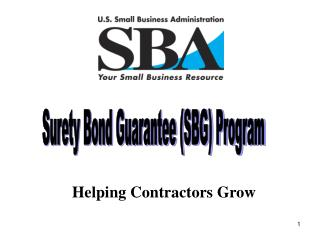 Helping Contractors Grow