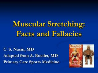 Muscular Stretching:  Facts and Fallacies
