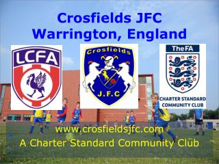Crosfields  JFC Warrington, England
