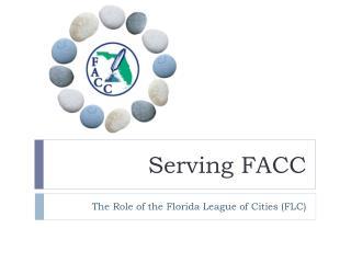 Serving FACC