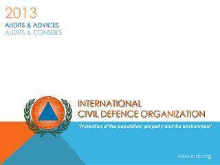 International Civil  Defence Organization