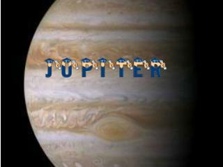 Jupiter conditions