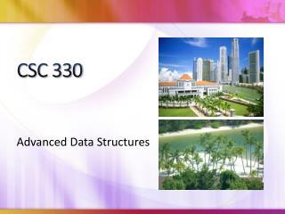 CSC 330