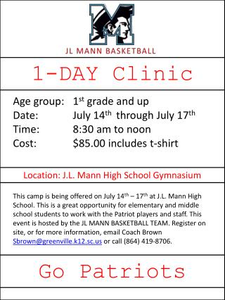 1-DAY Clinic