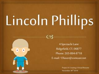 Lincoln Phillips