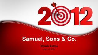 Samuel, Sons & Co.