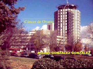 Antonio GONZALEZ GONZALEZ