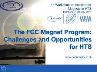 The FCC Magnet  Program: Challenges and Opportunities  for HTS