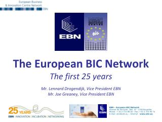 The EBN Network