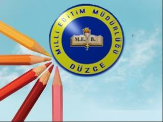 Gümüşova İlçe Milli Eğitim Müdürlüğü  Eğitim-Öğretimi  Değerlendirme Toplantısı