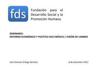 Fundación para el Desarrollo Social y la Promoción Humana
