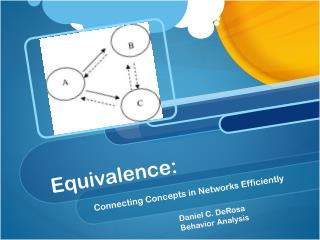 Equivalence: