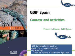GBIF Spain
