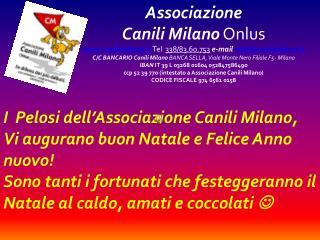 Associazione  Canili Milano  Onlus
