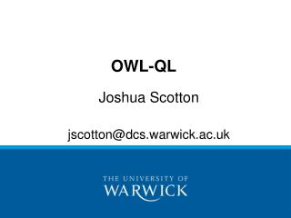 OWL-QL