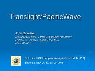 Translight/PacificWave