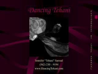 Dancing Tehani