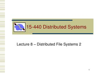 15-440 Distributed Systems
