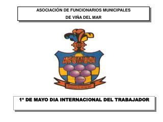 ASOCIACIÓN DE FUNCIONARIOS MUNICIPALES  DE VIÑA DEL MAR