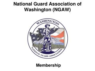 National Guard  Association of  Washington (NGAW )