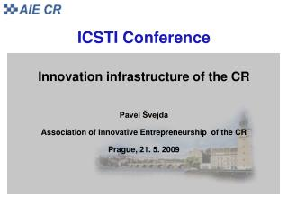 ICSTI Conference