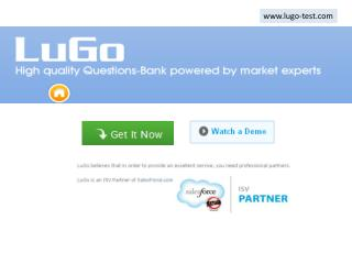 Lugo Skills Assessment Test – Test your candidates skills