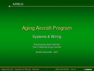 Aging Aircraft Program