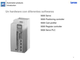 Un hardware con diferentes softwares