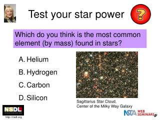 Which do you think is the most common element (by mass) found in stars?
